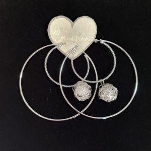 Pearls of Chaos Earrings